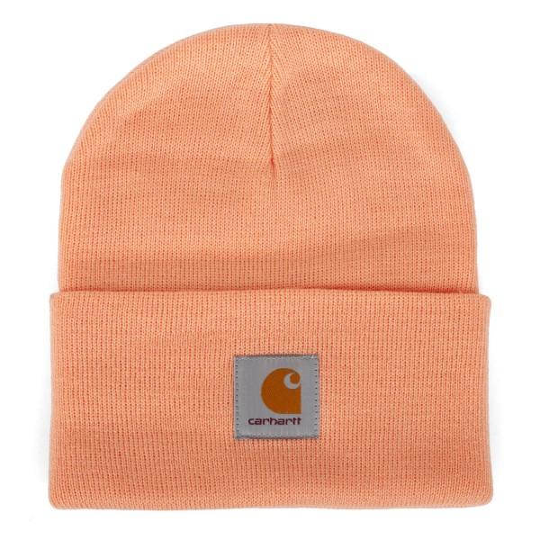 d05ebad7d15de2 Carhartt WIP Damen Mütze Watch Hat Beanie Strickmütze peach carhartt mütze  damen weinrot