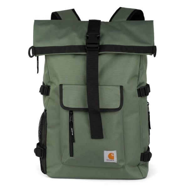 9ca11e65f2 Carhartt WIP Philis Backpack adventure green Messenger Rucksack grün    DROP-IN.de