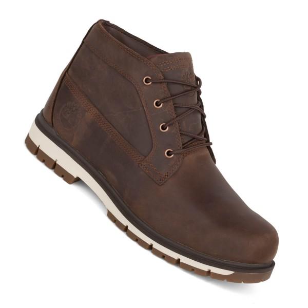 4c50c77a52 Timberland Radford Chukka Boots dark brown Herren Stiefel aus Leder ...