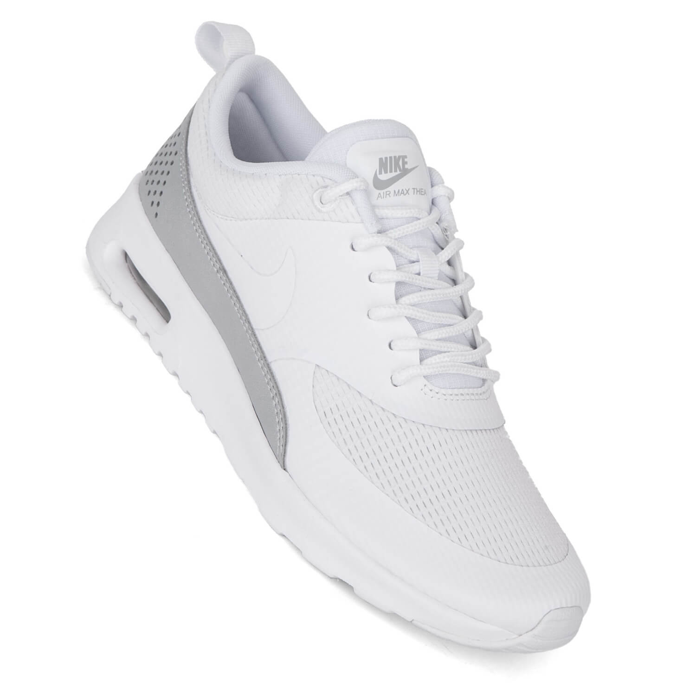 Nike Thea Silber Günstig