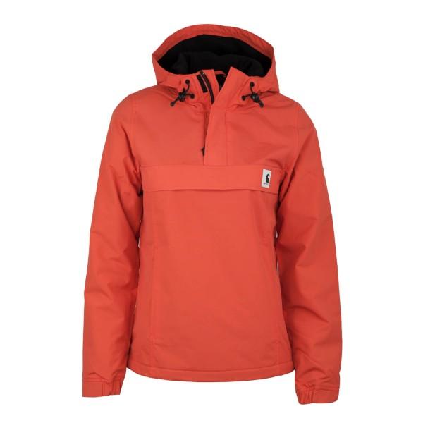 finest selection 94093 59b1d Carhartt WIP Nimbus Jacke Damen Winterjacke persimmon orange