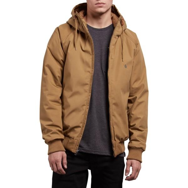 buy popular 2671f 5895c Volcom Herren Winterjacke Hernan Jacket burnt khaki