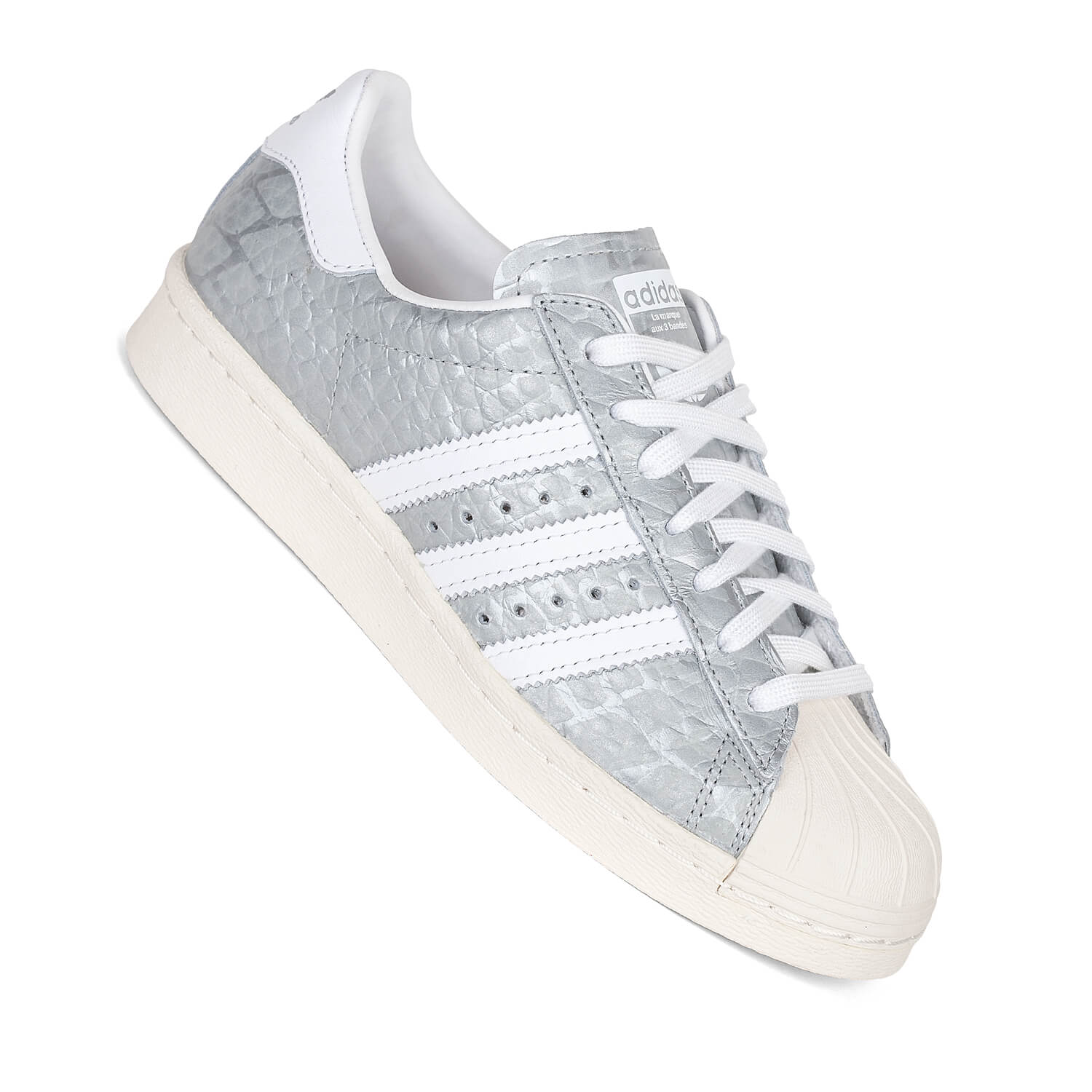adidas superstar 80s damen sneaker grau. Black Bedroom Furniture Sets. Home Design Ideas