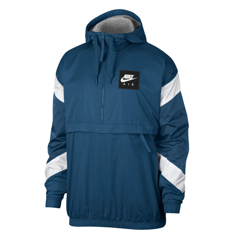06f6248633df3 Nike Air Windbreaker Jacke blue force Herren Windrunner 932137-474 ...