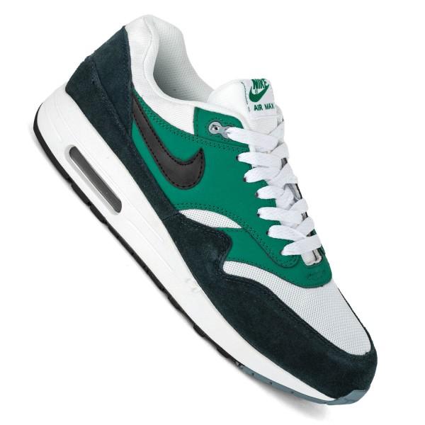 Nike Herren Sneaker Air Max 1 Essential schwarzgrün