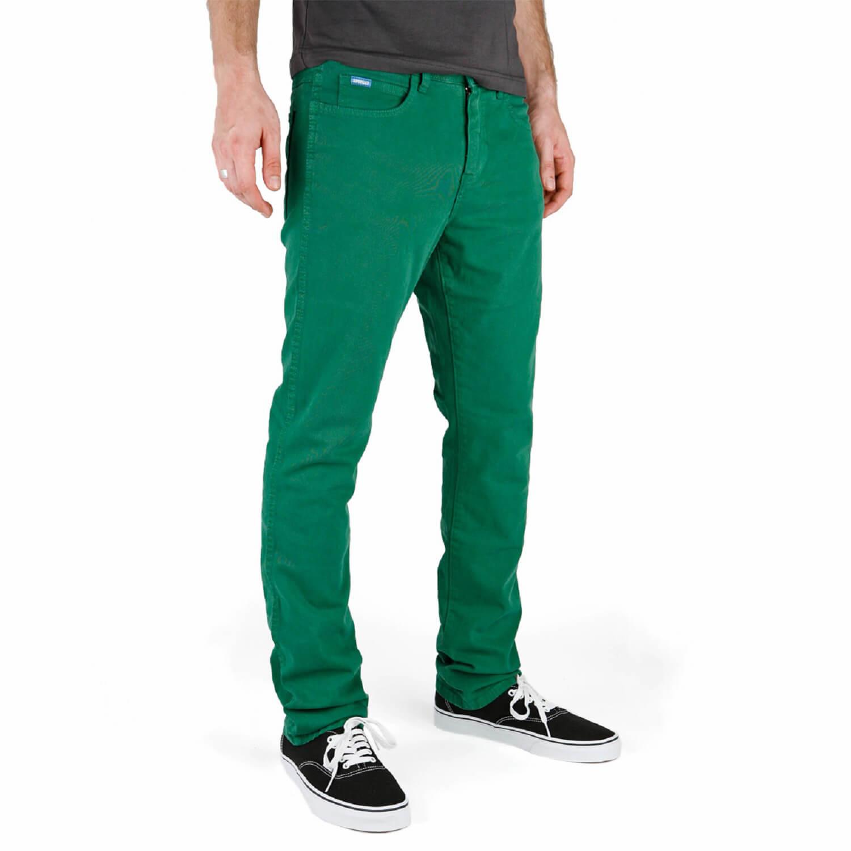 superslick hose tight pant green gr ne slimfit jeans f r. Black Bedroom Furniture Sets. Home Design Ideas