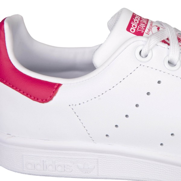 Adidas Stan Smith Pink Weiß