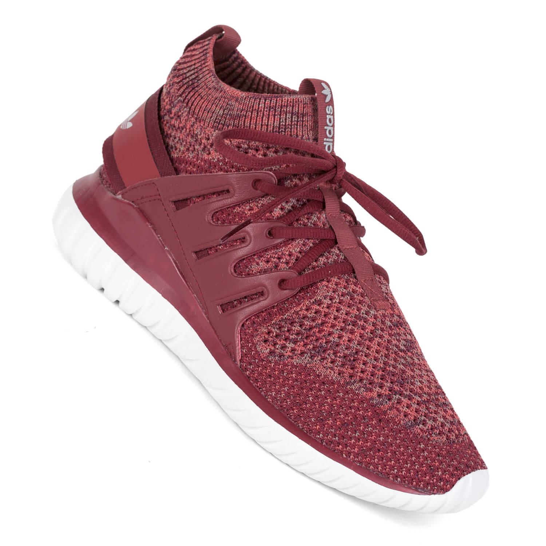 adidas tubulare nova pk mistero rosso sportlicher scarpe bb8406 herren
