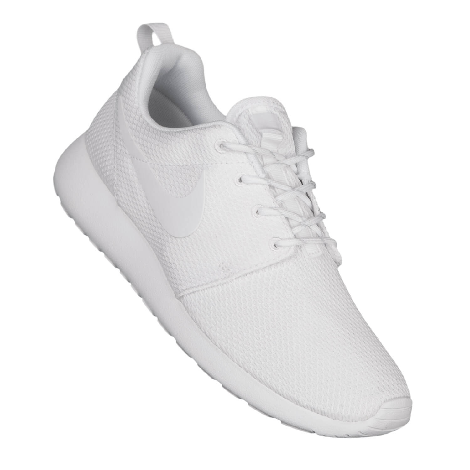 Roshe Run Weiß Damen