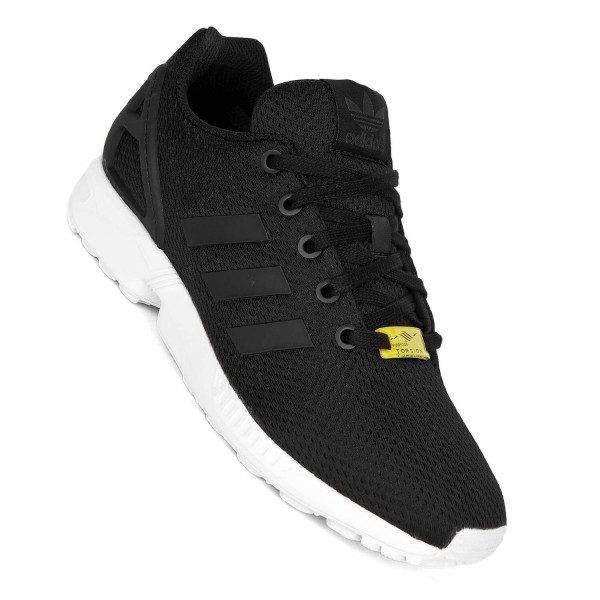 adidas zx flux schwarz kinder
