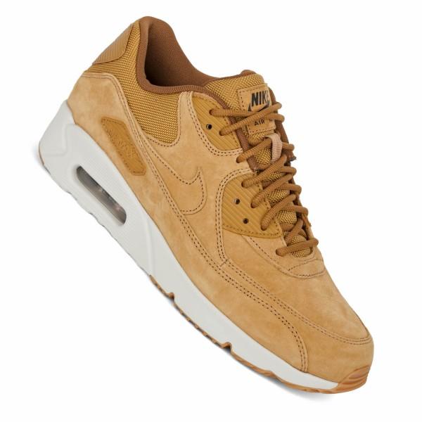 8a3b95d55119 Nike Air Max 90 Ultra 2.0 LTR Herren Sneaker wheat light bone 924447 ...