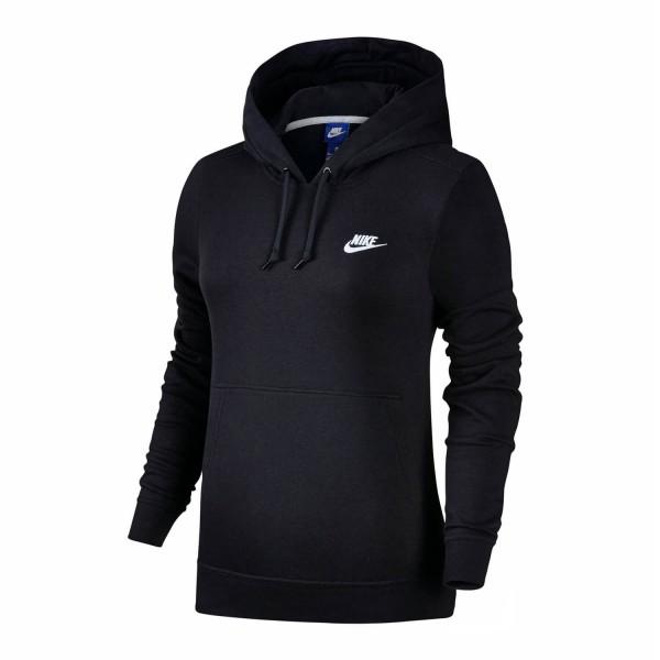 buy popular caf8a 0aed3 Nike NSW Essential Damen Hoodie schwarz