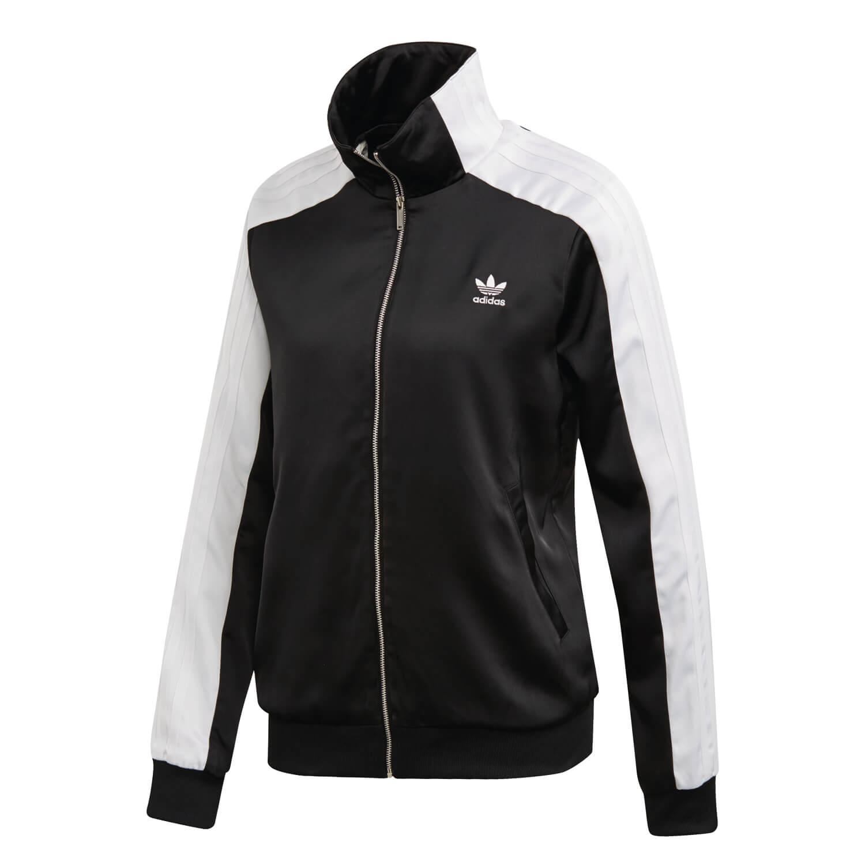 Adidas Jacke Schwarz Weiß Damen