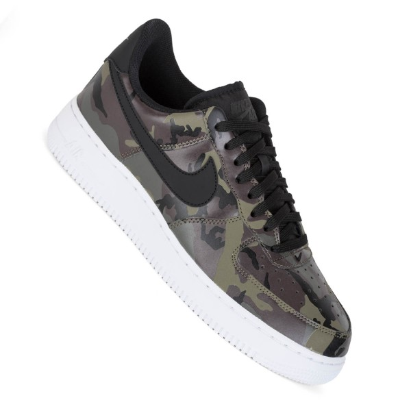 nike air force 1 camouflage herren