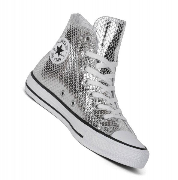 667af7bb8411c ... czech converse chucks hi snake leather silber 845eb ee98e