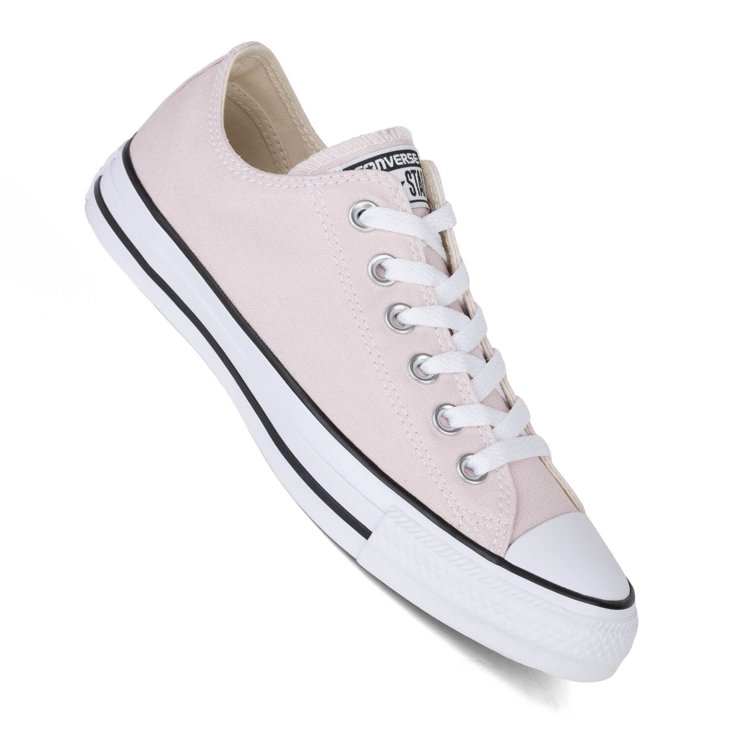 Converse Chucks Lo CTAS OX barely rose Damen Sneaker in ...