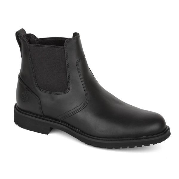 save off 61102 b676d Timberland Stormbucks Chelsea Boots Herren Stiefel schwarz