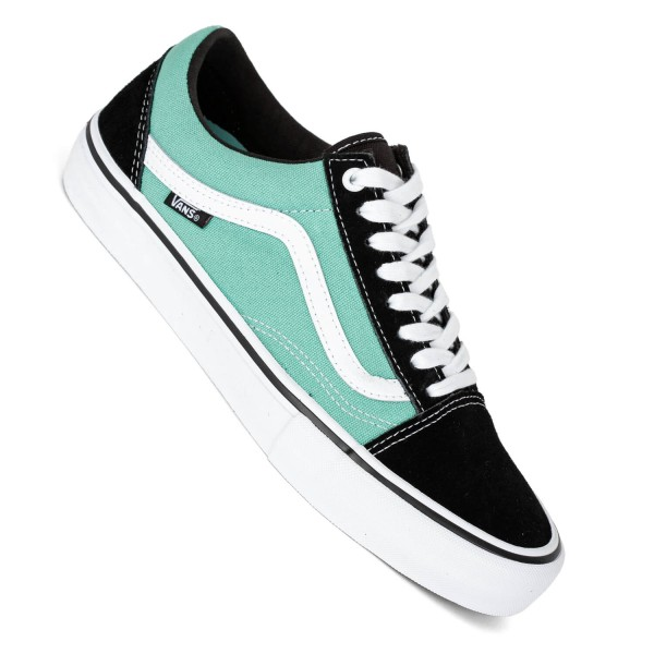 VANS Old Skool Womens Shoes Mint | Vanz