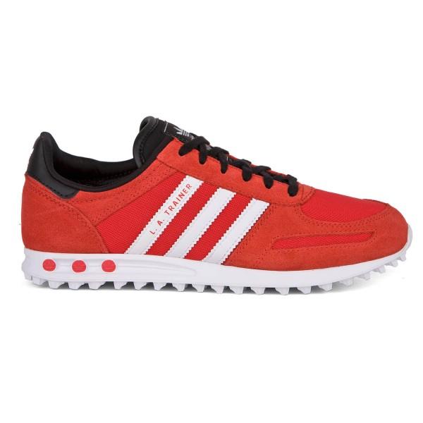 Rot Adidas Damen La Trainer buc it dhrxBCsotQ