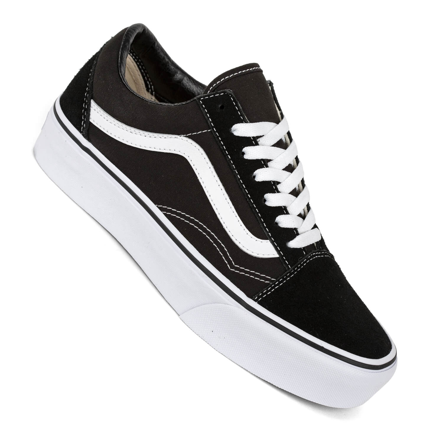 VANS Damen Sneaker 722733 (SchwarzWeiß)